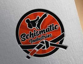 #19 for I need a logo designed for my Jiu-Jitsu company called Schismatic Industries af Alexander180210