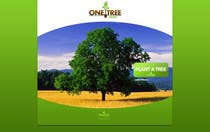 Graphic Design Contest Entry #114 for Website Design for 1 Tree Planted