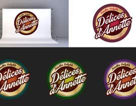 #144 untuk Design a Logo for Délices d'Annette oleh Xakephp