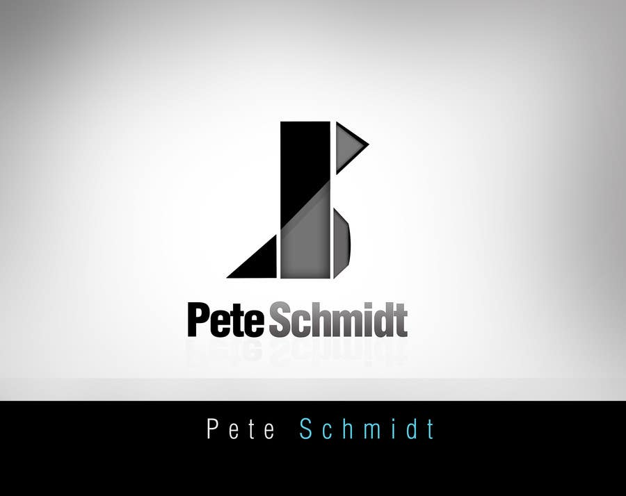 Penyertaan Peraduan #                                        265                                      untuk                                         Logo Design for Pete Schmidt