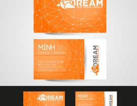 #73 untuk Design a Dream Logo and Business Card oleh vminh