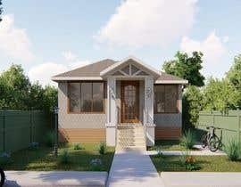 #51 for 3D Modeling - Best House model by dodyardiansyah