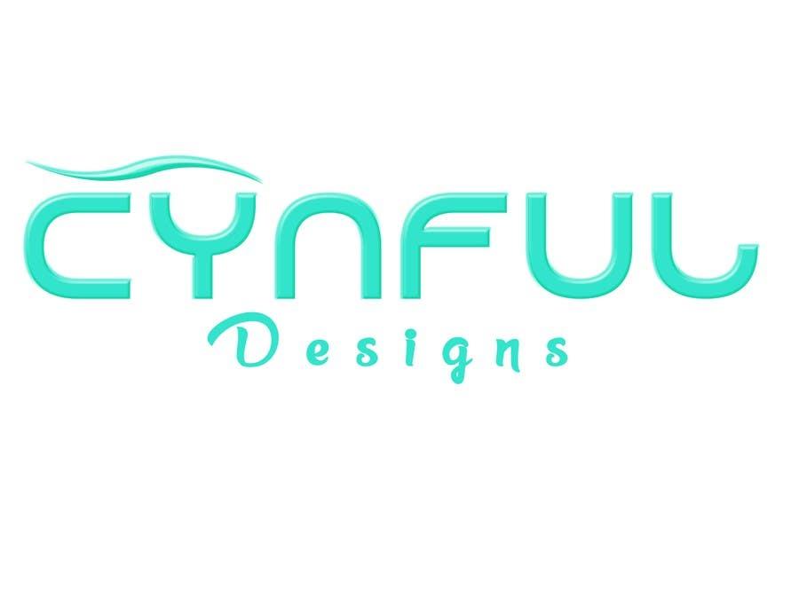 "Konkurrenceindlæg #                                        55                                      for                                         Design a Logo for ""Cynful Designs"""