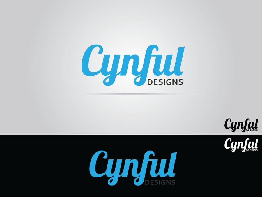"Konkurrenceindlæg #                                        26                                      for                                         Design a Logo for ""Cynful Designs"""