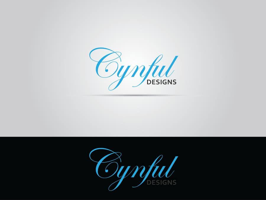 "Konkurrenceindlæg #                                        46                                      for                                         Design a Logo for ""Cynful Designs"""