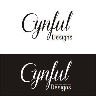 "Konkurrenceindlæg #                                        39                                      for                                         Design a Logo for ""Cynful Designs"""