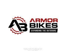 Nro 259 kilpailuun Logo Design for ArmorBikes.com käyttäjältä kyriene