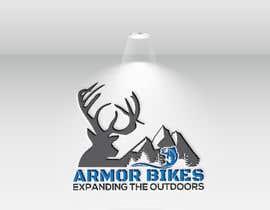 Nro 350 kilpailuun Logo Design for ArmorBikes.com käyttäjältä fatemaakther423
