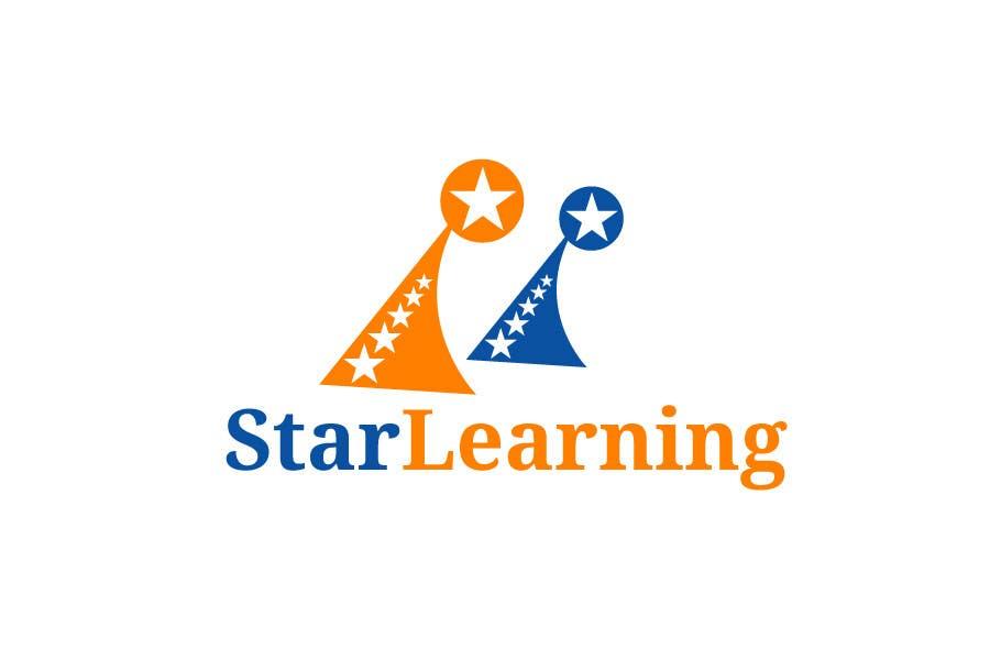 Penyertaan Peraduan #                                        6                                      untuk                                         Logo Design for  Star Learning