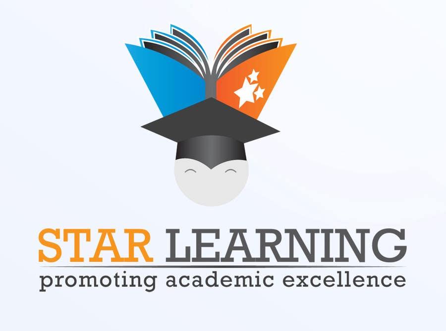 Penyertaan Peraduan #                                        39                                      untuk                                         Logo Design for  Star Learning