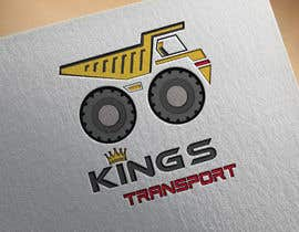 #113 for Logo design for trucking client af Onedotsolution