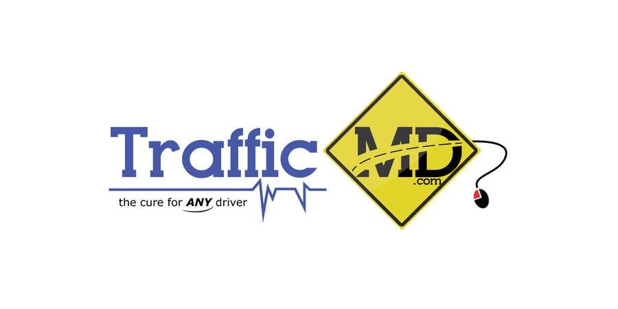 Inscrição nº 36 do Concurso para Logo Design for TrafficMD.com