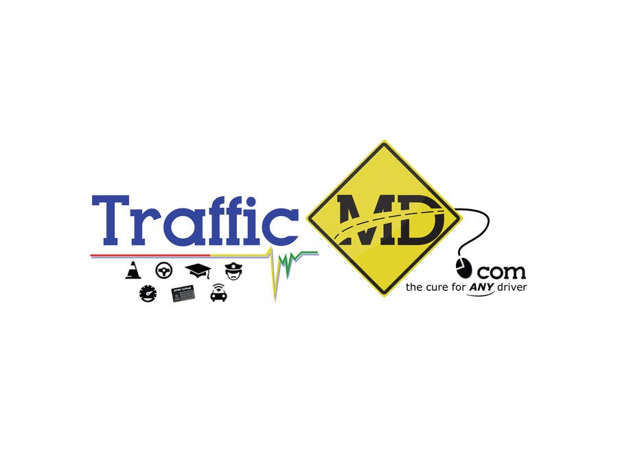 #52 for Logo Design for TrafficMD.com by krizdeocampo0913
