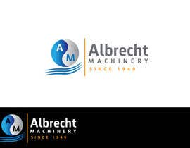 #21 for Design a Logo for Albrecht Machinery by alamin1973