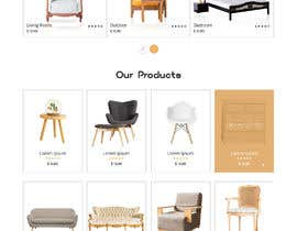 #84 for Create a website for a fine woodworking af saidesigner87