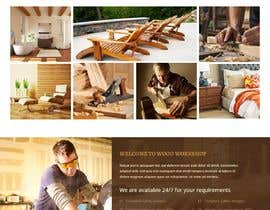 #45 for Create a website for a fine woodworking af saqibmsse