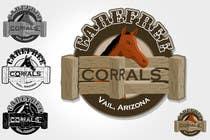 Contest Entry #12 for Logo Design for Carefree Corrals, a non-profit horse rescue.