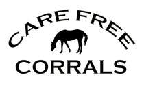 Graphic Design Konkurrenceindlæg #11 for Logo Design for Carefree Corrals, a non-profit horse rescue.