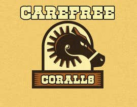nº 17 pour Logo Design for Carefree Corrals, a non-profit horse rescue. par ahmadwoot