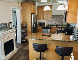 #6 for Kitchen Backsplash by akarman