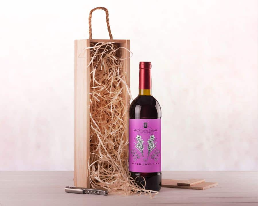 Contest Entry #6 for Wine Label Design Contest