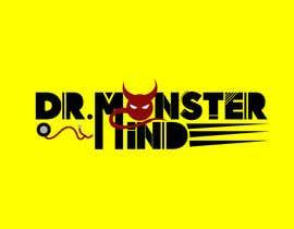 #12 for illustrative logo Dr.Monster Mind af layesmahfuj