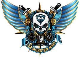 #37 for illustrative logo Dr.Monster Mind af layesmahfuj