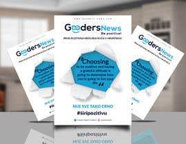#153 для Flyer Design for Gooders News от piashm3085