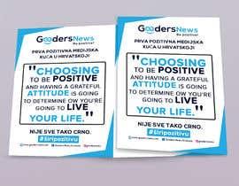 #125 для Flyer Design for Gooders News от RessRajuA