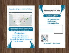 #37 for Graphic Design for Promotional Post Card by jhumu2210