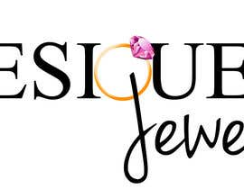 #111 para Logo Design for Jesique Jewels por shaynefly