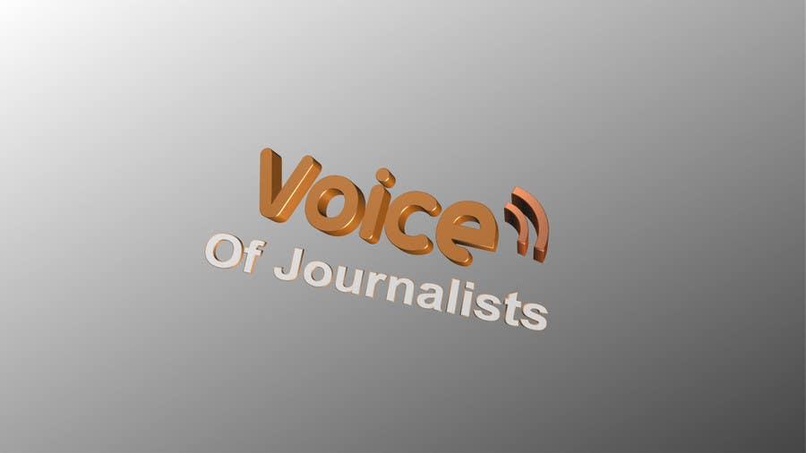 Kilpailutyö #6 kilpailussa Logo Design for News Portal
