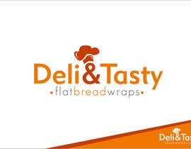 #11 for Brand name suggestion and logo design for wraps range by Grupof5