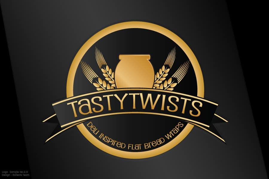 Natečajni vnos #                                        41                                      za                                         Brand name suggestion and logo design for wraps range