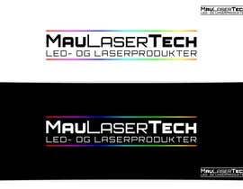 #18 cho Design et Logo for MauLaserTech (virksomheds logo) bởi moro2707