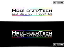 #18 para Design et Logo for MauLaserTech (virksomheds logo) por moro2707