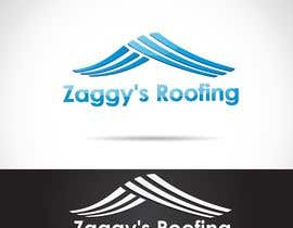 #111 cho Logo Design for Zaggy's Roofing bởi pranavansp
