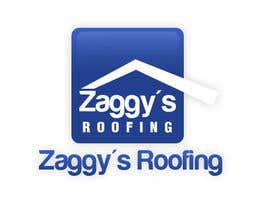#110 para Logo Design for Zaggy's Roofing por jai07