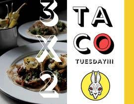 #13 untuk Create Instagram advertisement for Taco Tuesdays oleh candelariadeelia
