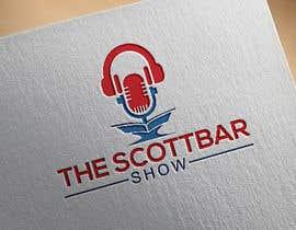 aktherafsana513 tarafından A new logo for my podcast, 'The ScottBar Show' için no 17
