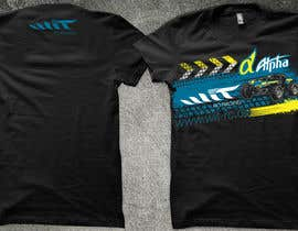 #8 para T-shirt Design for a RC-Car Company por leo98
