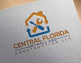 nº 63 pour Id like a logo and a business card for my new company, CENTRAL FLORIDA DRYWALL AND CONSTRUCTION LLC par aktherafsana513