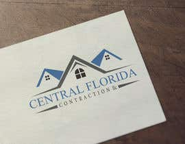 #301 for Id like a logo and a business card for my new company, CENTRAL FLORIDA DRYWALL AND CONSTRUCTION LLC af sima360