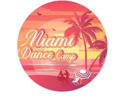 """#74 для Logo design for """"Miami Dance Camp"""" от pranadibroy"""