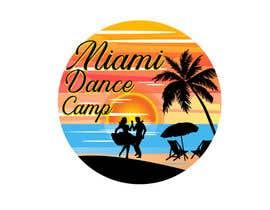 """#78 для Logo design for """"Miami Dance Camp"""" от pranadibroy"""