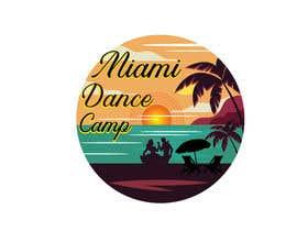 """#79 для Logo design for """"Miami Dance Camp"""" от pranadibroy"""