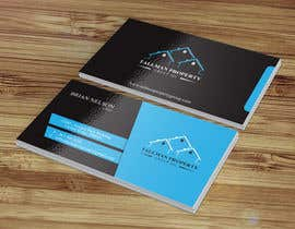 #32 para Design some Business Cards for Tallman Property Group LLC por crocstudios