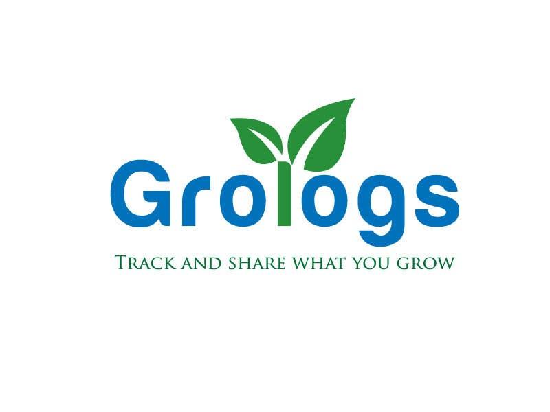 Bài tham dự cuộc thi #                                        55                                      cho                                         Design Logo & Icon for GroLogs