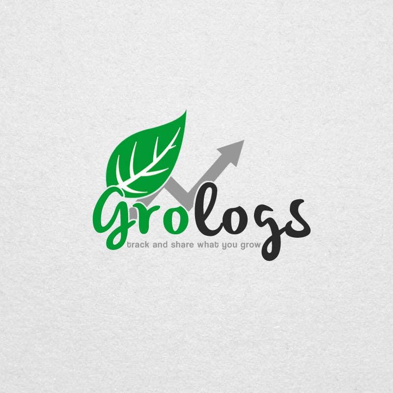 Bài tham dự cuộc thi #                                        3                                      cho                                         Design Logo & Icon for GroLogs
