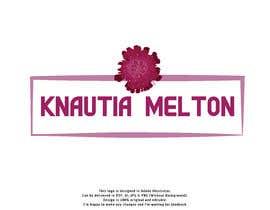 #114 for Logo for Knautia Melton by Miszczui